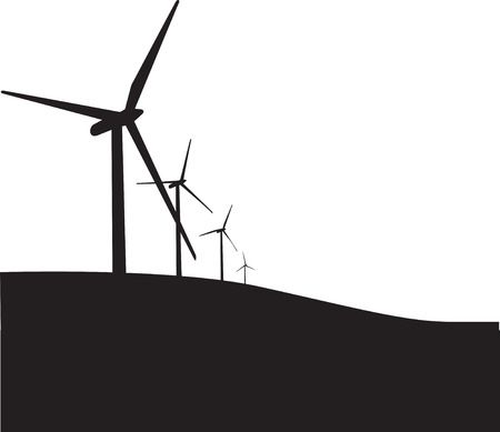 clipart wind turbine blade 2